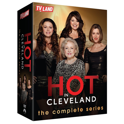 Hot In Cleveland - The Complete Series (DVD - SONE 1)