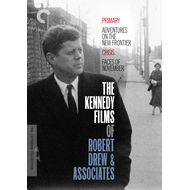 The Kennedy Films Of Robert Drew & Associates - Citerion Collection (DVD - SONE 1)