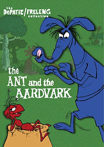 The Ant & The Aardvark Collection (DVD - SONE 1)