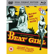 Produktbilde for Beat Girl (UK-import) (Blu-ray + DVD)