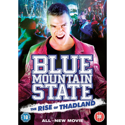 Blue Mountain State - The Rise Of Thadland (UK-import) (DVD)