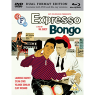 Expresso Bongo (UK-import) (Blu-ray + DVD)