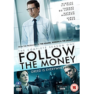 Follow The Money - Sesong 1 (UK-import) (DVD)
