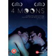 Four Moons (UK-import) (DVD)