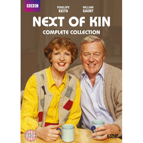 Next Of Kin - Complete Collection (UK-import) (DVD)