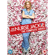 Nurse Jackie - The Complete Series (UK-import) (DVD)