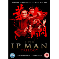 The Ip Man Trilogy (UK-import) (DVD)