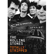 The Rolling Stones - Totally Stripped (UK-import) (DVD)