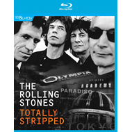 The Rolling Stones - Totally Stripped (UK-import) (SD Blu-ray)