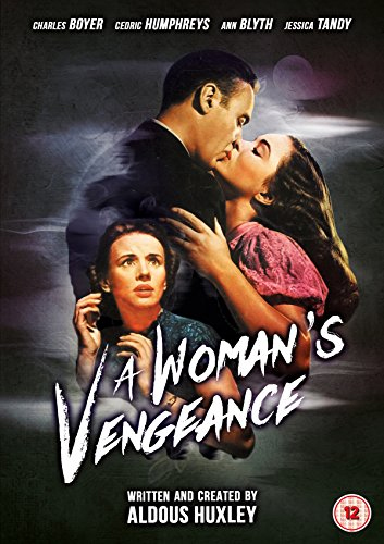 A Woman's Vengeance (UK-import) (DVD)