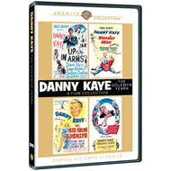 Danny Kaye - The Goldwyn Years (DVD)
