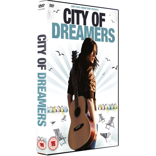 City Of Dreamers (UK-import) (DVD)