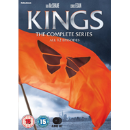 Produktbilde for Kings - The Complete Series (UK-import) (DVD)