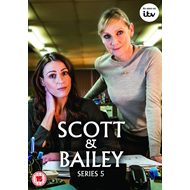 Scott And Bailey - Sesong 5 (UK-import) (DVD)