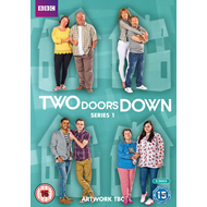 Two Doors Down - Sesong 1 (UK-import) (DVD)