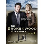 The Brokenwood Mysteries - Sesong 2 (DVD - SONE 1)