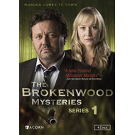 The Brokenwood Mysteries - Sesong 1 (DVD - SONE 1)