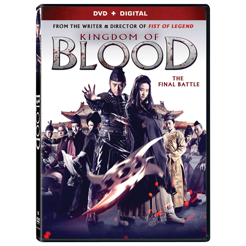 Kingdom Of Blood (DVD - SONE 1)