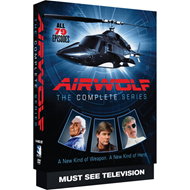 Airwolf - The Complete Series (DVD - SONE 1)