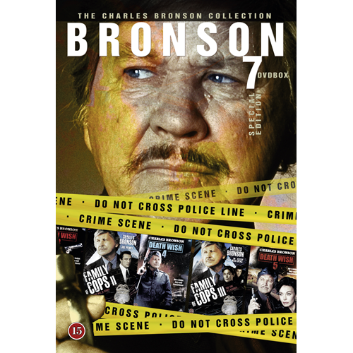 The Charles Bronson Collection (DVD)