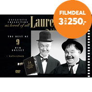 Produktbilde for Laurel & Hardy Exclusive Collection Vol. 1 (DVD)