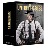 The Untouchables - The Complete Series (DVD - SONE 1)