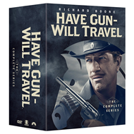 Have Gun Will Travel - The Complete Series (DVD - SONE 1)