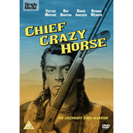Chief Crazy Horse (UK-import) (DVD)