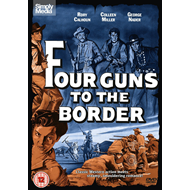 Four Guns To The Border (UK-import) (DVD)