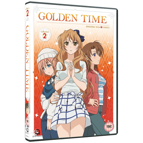 Golden Time - Collection 2 (UK-import) (DVD)