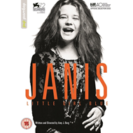 Produktbilde for Janis: Little Girl Blue (UK-import) (DVD)