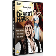 The Desert Hawk (UK-import) (DVD)