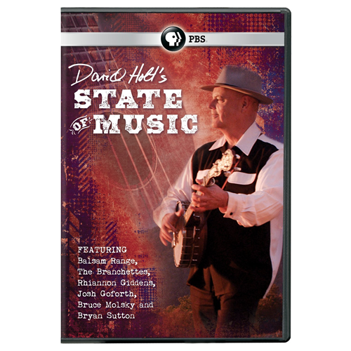 David Holt's State Of Music (DVD - SONE 1)