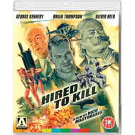 Hired To Kill (UK-import) (Blu-ray + DVD)