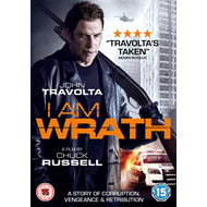I Am Wrath (UK-import) (DVD)