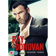 Ray Donovan - Sesong 3 (UK-import) (DVD)