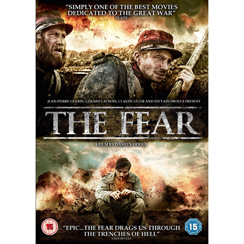 The Fear (UK-import) (DVD)