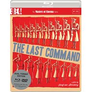 The Last Command (UK-import) (Blu-ray + DVD)