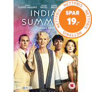 Indian Summers / Indiske Somre - Sesong 2 (UK-import) (DVD)