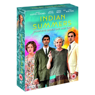 Indian Summers / Indiske Somre - Sesong 1 & 2 (UK-import) (DVD)