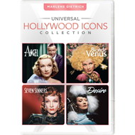 Universal Hollywood Icons Collection: Marlene Dietrich (DVD - SONE 1)