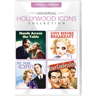 Universal Hollywood Icons Collection: Carole Lombard (DVD - SONE 1)