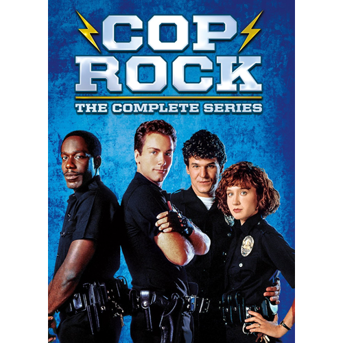 Cop Rock - The Complete Series (DVD - SONE 1)