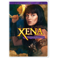 Xena - Warrior Princess - Sesong 6 (DVD - SONE 1)