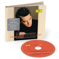 Beethoven: 9 Symphonies (Blu-ray Audio)