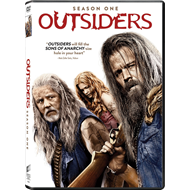 Outsiders - Sesong 1 (DVD - SONE 1)