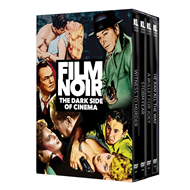 Film Noir: The Dark Side Of Cinema (DVD - SONE 1)