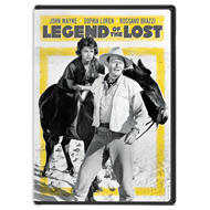 Legend Of The Lost (DVD - SONE 1)