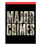 Major Crimes - Sesong 4 (DVD - SONE 1)