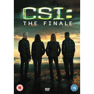 CSI - Crime Scene Investigation: The Finale (UK-import) (DVD)